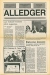 The Alledger, volume 03, number 11 by The Alledger