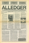 The Alledger, volume 03, number 12 by The Alledger