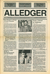 The Alledger, volume 04, number 04 by The Alledger