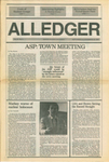 The Alledger, volume 04, number 05 by The Alledger