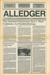 The Alledger, volume 05, number 01 by The Alledger