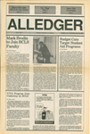 The Alledger, volume 05, number 02 by The Alledger