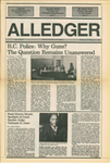 The Alledger, volume 05, number 03 by The Alledger