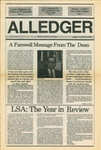 The Alledger, volume 05, number 05[a] by The Alledger