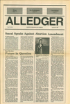 The Alledger, volume 07, number 02[a]