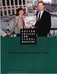 Boston College Law School Magazine Spring 1993