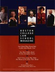 Boston College Law School Magazine Fall 1997
