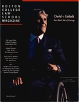 Boston College Law School Magazine Fall 1998