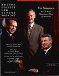 Boston College Law School Magazine Spring 2000