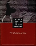 Boston College Law School Magazine Spring 1996