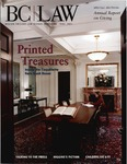 BC Law Magazine Fall 2001