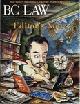 BC Law Magazine Spring/Summer 2004