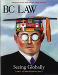 BC Law Magazine Fall/Winter 2005 by Boston College Law School