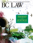 BC Law Magazine Spring/Summer 2009