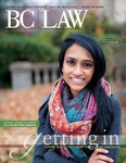 BC Law Magazine Fall/Winter 2009 by Boston College Law School