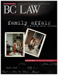 BC Law Magazine Spring/Summer 2010 by Boston College Law School