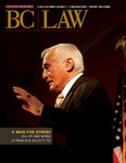 BC Law Magazine Fall/Winter 2010 by Boston College Law School