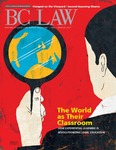 BC Law Magazine Fall/Winter 2011 by Boston College Law School