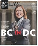 BC Law Magazine Winter 2017 by Boston College Law School
