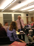 The Honorable Guido Calabresi speaks at Boston College Law School