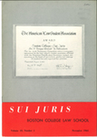 Sui Juris, volume 10, number 01